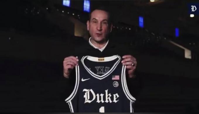 Duke Blue Devils vs. Notre Dame Fighting Irish (Date: TBD) at Cameron Indoor Stadium